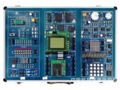 多种单片机技术实验开发系统