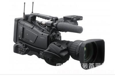 索尼PXW-Z580 摄录一体机首台 4K 肩扛式摄录一体机