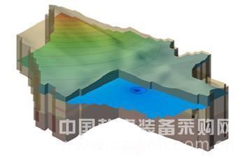 GMS(Groundwater Modeling System) —三维地下水模拟系统软件
