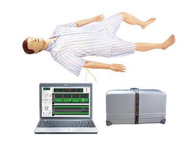 全自动电脑心肺复苏模拟人 上海秉恪科教设备有限公司