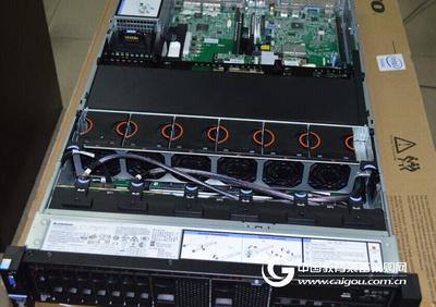 IBM联想System x3850X6机架式4U服务器2颗E7-4809v4 32G无盘 双电