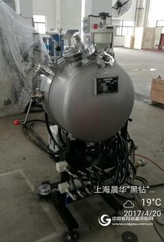 小型科研专用-真空感应熔炼炉