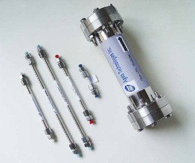 制备柱 Venusil MP-C18, 30x250mm, 10um