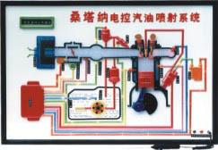 电动程控电教板