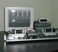 CCD平面度自动检测系统