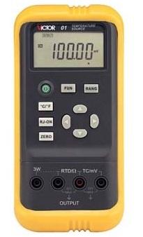 胜利温度校验仪 VC01