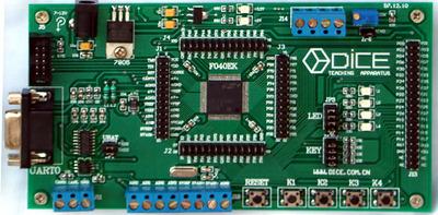 DICE-F040评估板