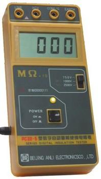 数字式自动量限绝缘电阻表PC32系列国产全新 0-750V
