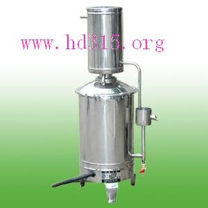 不锈钢电热蒸馏水器/蒸馏水器