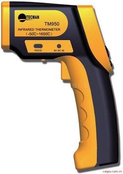 手持式高温非接触红外测温仪