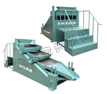 焦炭筛分组成机械筛
