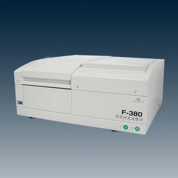 F-380型荧光分光光度计