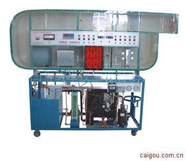 循环式空调过程实验装置LL-514型
