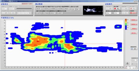 TYFB-A床垫体压分布系统测量仪