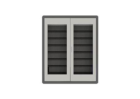 派美雅智能光盘离线管理柜PMY-DSC2000光盘档案智能归档