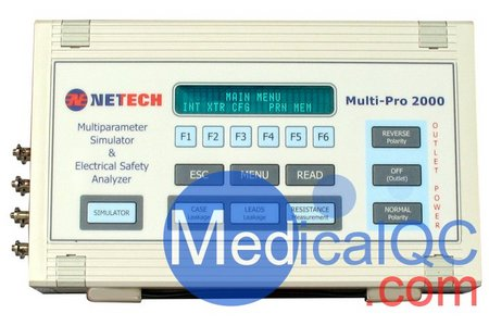 MultiPro 2000电气安全分析仪,MultiPro 2000安规测试仪