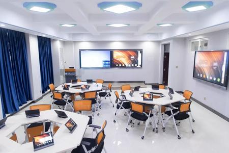 初中智慧探究教室建設方案 智慧城市體驗 火星漫步者 智能家居演示系統