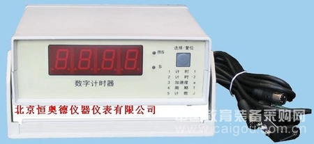 数字计时器   型号:HA8-J0201-CC