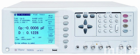 高频LCR数字电桥