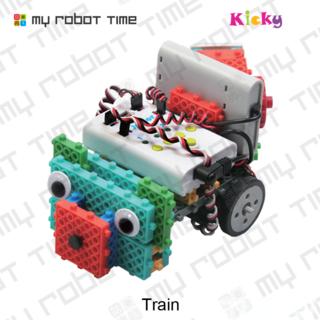 创客机器人/智能教育机器人/益智机器人/Kicky--Junior