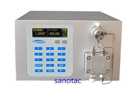 中压恒流泵(比蠕动泵更高精度、更高压力和冲程、更小脉冲的恒流泵)