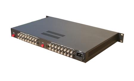 8\16路视频光端机+选件