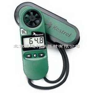 Kestrel 2000便携式风速温度计