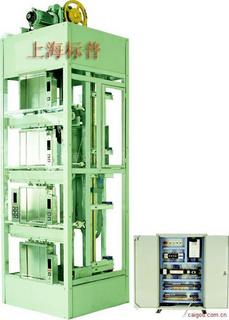 VVVF多媒体智能化群控透明电梯培训考核系统
