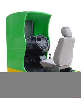 简易驾驶练习器 汽车驾驶模拟器 驾驶模拟培训系统