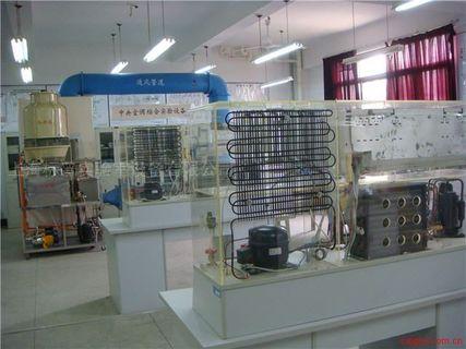 标普BP-ZYKT-I型中央空调实训考核装置掌握中央空调的结构及维修技能