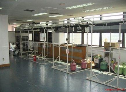 BPKJ-VRV空调系统(可变冷媒制冷剂流量系统)实训装置
