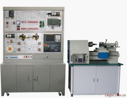 BPSKF-CFII型 数控车床维修实训系统(FANUC)(半实物)