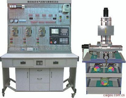 BPWMDG-990MC数控铣床电气控制与维修实训台(广数伺服
