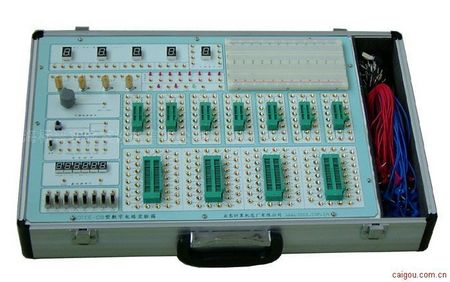 DICE-D8型数字模拟电路学习机