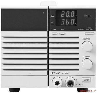 日本德士(TEXIO)PS60-12稳压直流电源