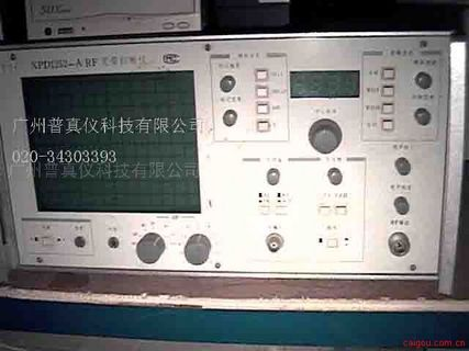 XPD1252-A 宽带扫频仪