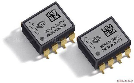 VTI单轴模拟加速度传感器