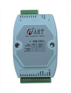 供应RJ45数据采集模块DAM-E3011