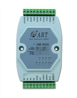 供应RS485数据采集模块DAM-3025D