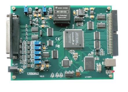 供应USB数据采集卡USB2812