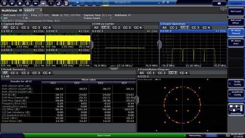 FPS应用(二):5G测试解决方案 海洋仪器