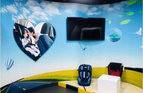 微视酷安全体验教室提高学生自救能力