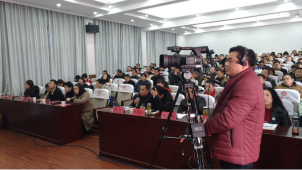 安陆第二届希沃杯教师信息技术综合能力决赛落幕