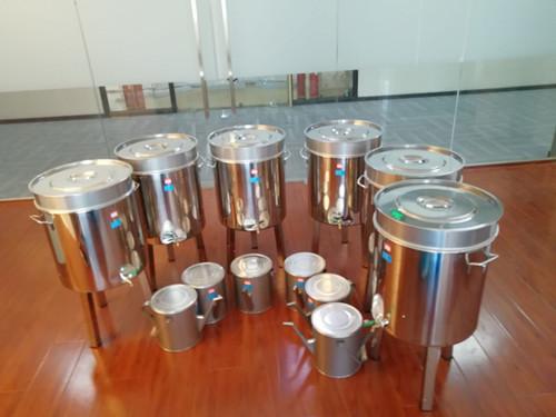 一批三级过滤油壶应用于吉林松原石化