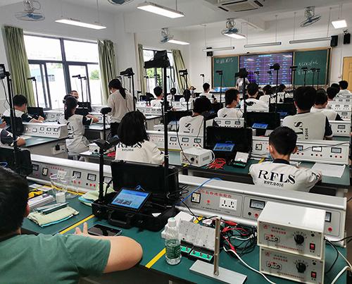 中考丨东莞市中考理化实验操作考试顺利开考