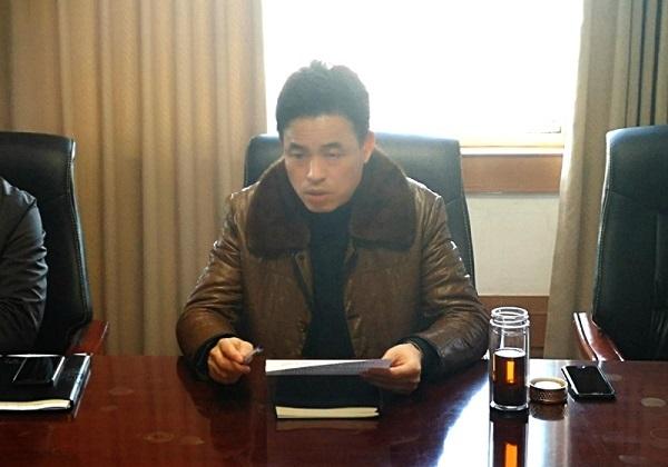 溧阳市教育局召开提升品质食堂专项研究项目会议