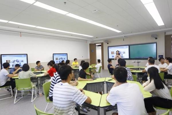 西安交大創新港:在智慧教室上一堂看得見的研討課