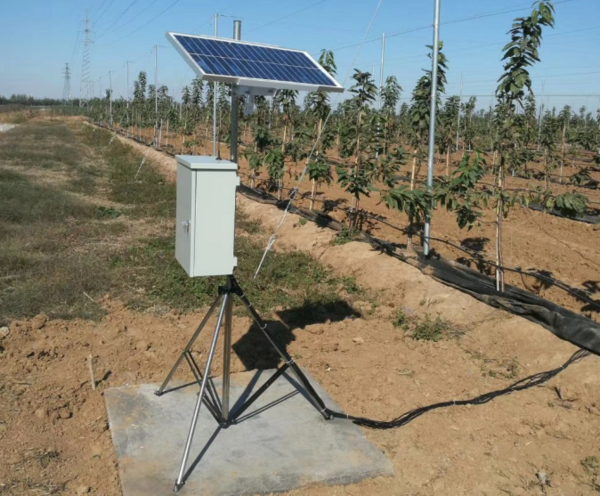 溫室大棚小型氣象站安裝方式介紹