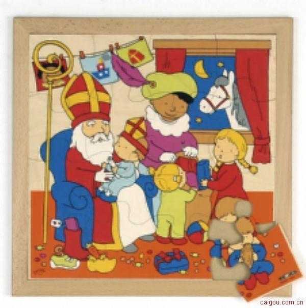 节日系列1-圣诞老人