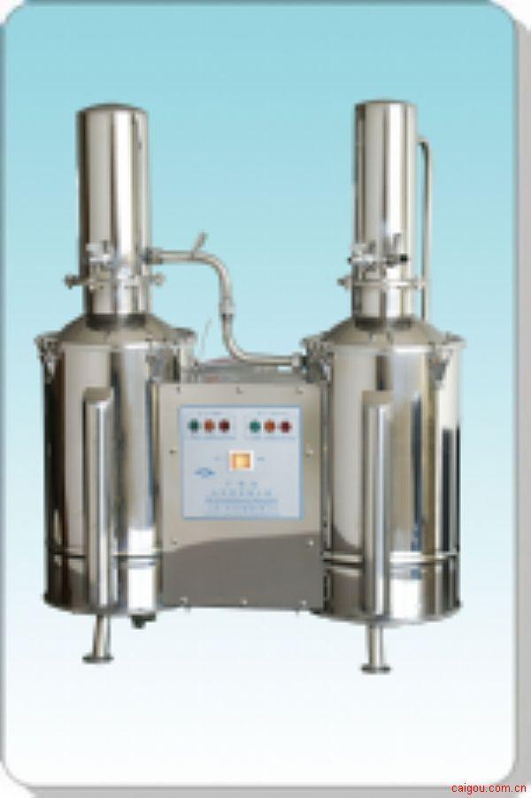 不锈钢电热重蒸馏水器